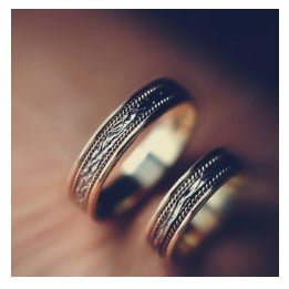 When and how should men wear plain silver rings? 01